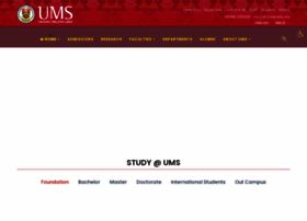 ums.edu.my