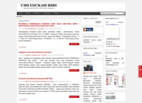 umsedukasirsbi.blogspot.com