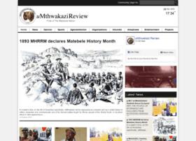 umthwakazireview.com