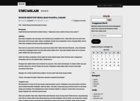 umuaslam.wordpress.com