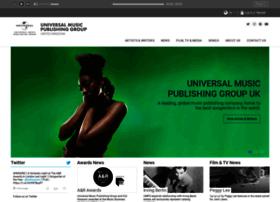 umusicpub.co.uk