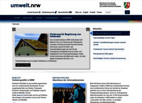 umwelt.nrw.de