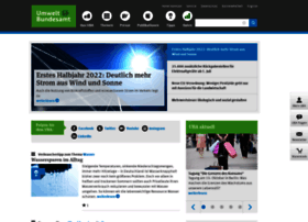 umweltbundesamt.de