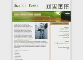 umzuege-patrick-ernst.de