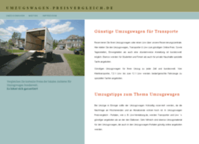 umzugswagen-preisvergleich.de