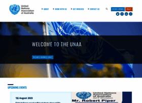 unaa.org.au