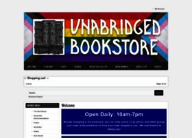 unabridgedbookstore.com