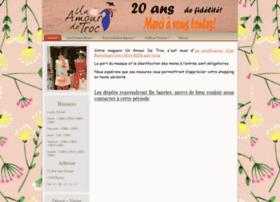 unamourdetroc.fr