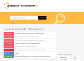 unbekannte-telefonnummer.de