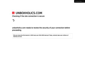 Unboxholics.com