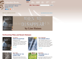 unbridledbooks.com
