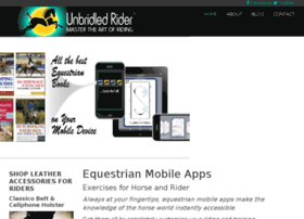 unbridledrider.com