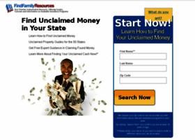 unclaimed.findfamilyresources.com