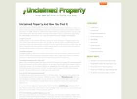 unclaimedproperty.net