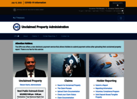 unclaimedproperty.nj.gov