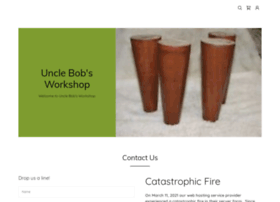unclebobsworkshop.com