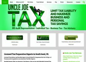 unclejoetax.com