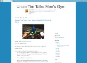 uncletimtalksmensgym.blogspot.com