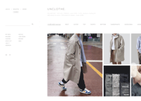 unclothe.co.kr