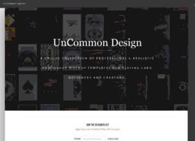 uncommondesign.graphics