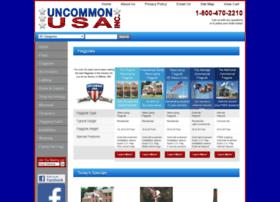 uncommonflagpoles.com