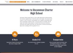 uncommonhs.uncommonschools.org