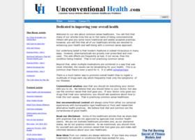 unconventionalhealth.com