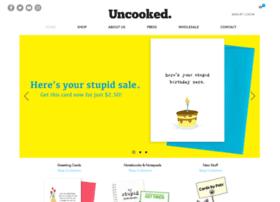 uncookedlandthestore.com