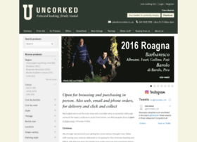 uncorked.co.uk