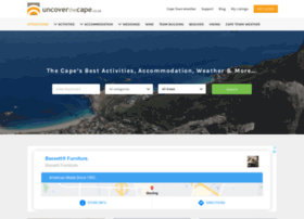 uncoverthecape.co.za