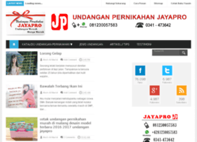 undanganpernikahanmurahjayapro.blogspot.com