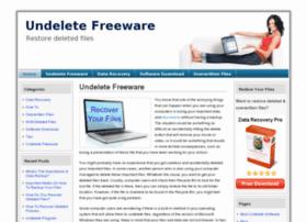 undelete-freeware.com