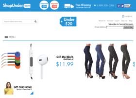 under20.shopunder.com