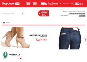 under50.shopunder.com
