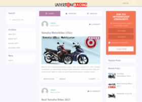 underboneracing.com