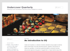 undercoverquarterly.com