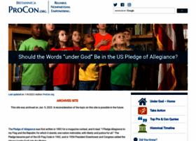undergod.procon.org