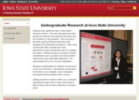 undergradresearch.iastate.edu
