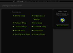 underground-shop.com