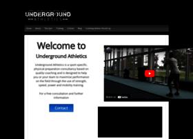 undergroundathletics.co.uk
