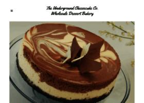 undergroundcheesecake.com