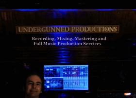 undergunnedproductions.com