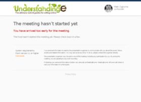 understandinge.enterthemeeting.com