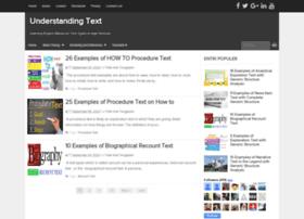 understandingtext.blogspot.com