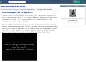 understoodgiant50.blogs.experienceproject.com