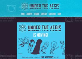 undertheaegis.the-comic.org