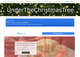 underthechristmastree.co.uk