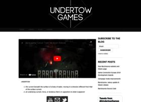 undertowgames.com