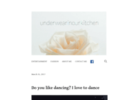 underwearinourkitchen.com