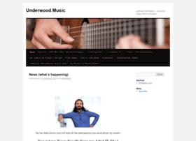 underwood-music.com